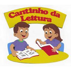 Placas e plaquinhas de Cantinho da Leitura prontas para imprimir - ESPAÇO EDUCAR