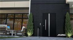 Supreme SD95 Entrance Door Entrance Doors, Garage Doors, Supreme, Outdoor Decor, House, Home Decor, Entry Doors, Entrance Gates, Decoration Home