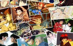 Um Segundo : Studio Ghibli