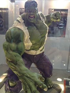 The Hulk figurine by XM at Thailand Comic Coc