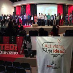 Hace 4 años quisimos hacer el primer @TEDx en el interior de Uruguay ver que salía de la unión inédita de TEDx y Durazno para democratizar la discusión de ideas en eventos de este tipo.  50 ideas hemos compartido bajo este formato 50 semillas que de a poco empiezan a hacer efectos.  MUCHAS GRACIAS a todos los que lo hacen posible!