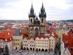 República Checa -Praga