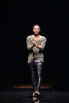 Olivier Rousteing Creative Director at BALMAIN//