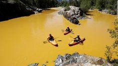 Millions of gallons of yellow sludge spilled into the Animas River, but this effects your emergency water storage, even if you live far away.