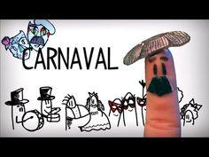 Carnival in Spain, spanish festivals - YouTube