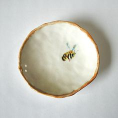 Bee Dish by Jonathan Kusnerek