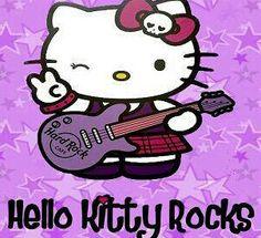 Unduh 65+ Gambar Hello Kitty Rock Star Terbaik Gratis