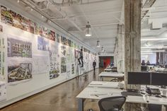 Fill the walls (SWA group) Workspace Inspiration, The Office, Office Ideas, Group Work, Office Workspace, Coworking Space, Working Area, Office Interiors, Photo Wall