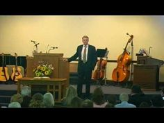 """Revival 2017 Mon """"What is Your Isaac?"""" Dr. David Peacock - Gen 22"""
