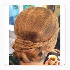 cool vancouver wedding Our beautiful bride decided on a different hairstyle then her trial and the outcome was gorgeous. I guess sometimes last minute changes can be a good thing  #vancity #bride #bridalhair #fishtailbraid #fishtail #updo #weddinghair #langleywedding #weddingupdo #tea #vancouverbride by @gemshairandmakeup  #vancouverwedding #vancouverweddinghair #vancouverwedding