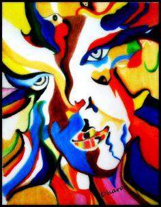 http://mycactusdress.blogspot.com-  Color pencils art.