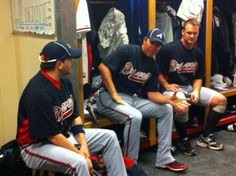 I think Jason Aldean fits right in!  ;) my 2 favorite things: Braves baseball and Jason Aldean  ;)