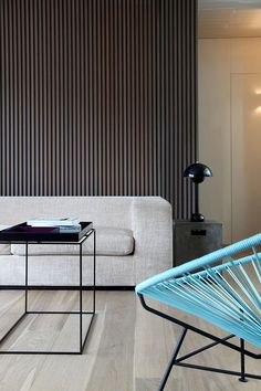 Hotel and Resort Design, Living Room Sets As Wooden Floor And Blue Chairs Ceiling Idea Details: Perfect Styling  Lycabettus Penthouse by Ese...