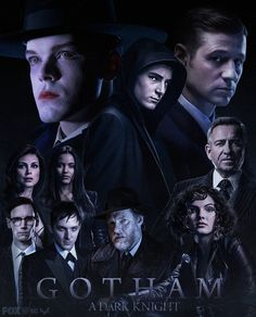 We are the Fandoms are we will never die no matter what does with our show. We are still here and not going anywhere Gotham Show, Gotham Tv Series, Gotham Cast, Gotham Girls, Gotham Batman, Fish Mooney, Dirk Gently, Cameron Monaghan, No Matter What