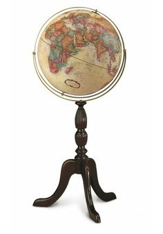 22818 Cambridge (Antique) Floor Globe