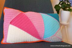 #creative #crochet #pillow #tichtach