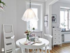 Jadalnia styl Skandynawski - zdjęcie od Casa Bianca - Jadalnia - Styl Skandynawski - Casa Bianca