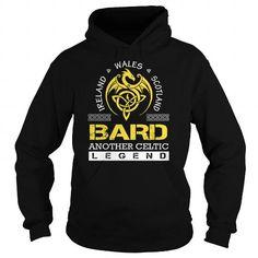 BARD Legend - BARD Last Name, Surname T-Shirt T-Shirts, Hoodies (39.99$ ==► Order Here!)