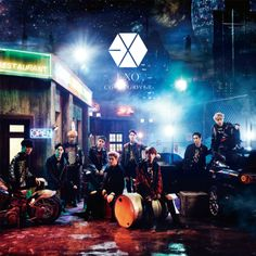 Melon :: Coming Over Sistema Solar, Exo Coming Over, Japanese Singles, Exo Official, Exo K, World Records, Chanyeol, Music Videos, First Love