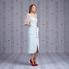 "Ulyana Sergeenko - 2014 S/S - ""capsule"" Collection Capsule, Dress Collection, Couture 2015, Ulyana Sergeenko, Runway Fashion, Womens Fashion, Russian Fashion, Event Dresses, Pretty Dresses"