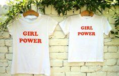 GIRL POWER Kid's Tee
