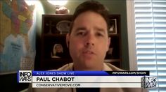Alex Jones - HD Commercial Free - Thursday (7-6-17) Paul Chabot