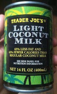 What's Good at Trader Joe's?: Trader Joe's Light Coconut Milk
