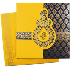 Graceful and Mesmerizing, that's what designers at www.regalcards.com create. Now showcasing this beautiful invite.