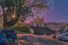 Church of Mêrces - São João Del Rei Mg Brazil. by eastmancabuzzi #landscape #travel
