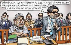 Carlincatura del Lunes 24 de Agosto, 2015 | Noticias del Perú | LaRepublica.pe