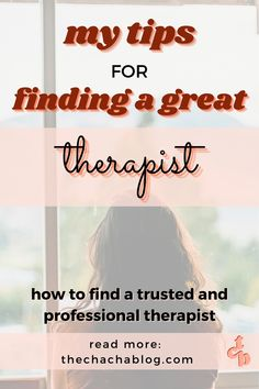Finding a trusted and professional therapy is key to your healing. Here are my tips on finding the right one! Mental health, mental health awareness, depression tips, anxiety tips, how to manage mental health, self love, self care, personal growth, personal development, mental health quotes, mental health check in, emotional wellness, wellness wednesday, mental wellness tips, mental wellness challenge, #selflove #personaldevelopment #mentalhealth