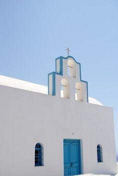 blue & white, #Santorini
