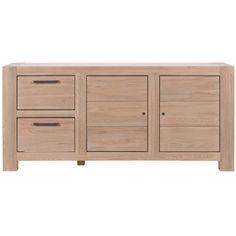 Urban 2 Door/2 Drawer Buffet | Freedom Furniture and Homewares