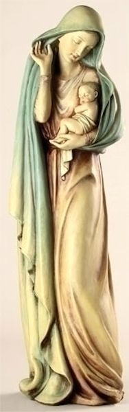Vintage style Madonna And Child Figure Catholic  Renaissance Collection Virgin