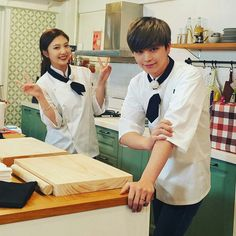 Find images and videos about kpop, idol and selca on We Heart It - the app to get lost in what you love. Wgm Couples, Kpop Couples, Movie Couples, Cute Couples, Btob Kpop Sungjae, Sungjae And Joy, Yongin, Lee Sung Kyung, Sung Jae