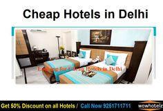 Book cheap hotels in delhi at starting Rs 1099/- @ http://www.wowhotelz.com/hotels-in-delhi.html
