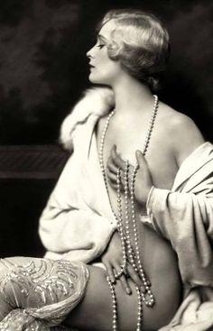 Naughty, naughty- 1920s