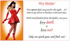 Date Night Quiz - Are You a Devil or a Dud?