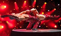 """Groupon - """"V - The Ultimate Variety Show"""" for One or Two at the V Theater (Up to 52% Off)  in V Theater. Groupon deal price: $44"""