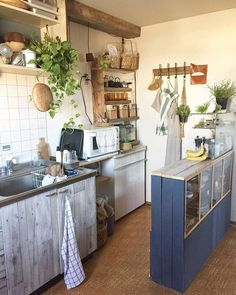 Kitchen Shelves, Storage Solutions, Room Decor, Interior, Table, House, Standing Kitchen, Furniture, Happy