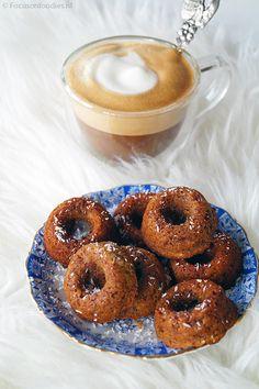 Gluttenvrije en suikervrije donuts! Dit moet ik proberen!