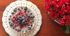 Cheesecake ai frutti rossi senza cottura
