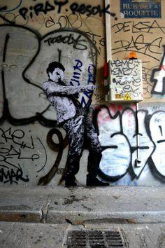 Street art, Parigi si anima: la sorpresa è dietro l'angolo