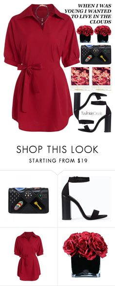 """please never doubt yourself and your abilities. you are capable of so much"" by exco ❤ liked on Polyvore featuring Zara, Hervé Gambs, Polaroid, clean, dress, classy, organized and twinkledeals"