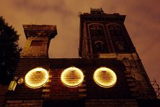 """""""Portal"""" a new exterior lighting project by Christopher Boots"""