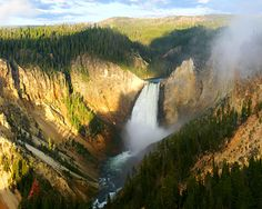 Yellowstone Park Wyoming Top 10 Most Beautiful Places to Visit in North America Oh The Places You'll Go, Great Places, Places To Travel, Beautiful Places, Places To Visit, Beautiful Scenery, Wonderful Places, Beautiful Landscapes, Yellowstone Nationalpark