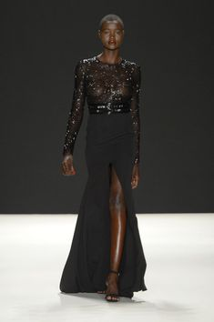 all day every day!!! Naeem Khan - Runway - Spring 2013 Mercedes-Benz Fashion Week