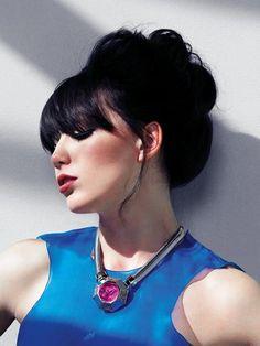 Photographer Carlos Lumiere  Stylist Kalee Hewlett  Model Daisy Lowe  Editorial XOXO The Mag