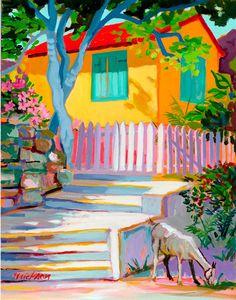 'Coral Bay Cottage' ~ Shari Erickson