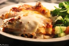 Lasagne!  11 Propoints Healthy Recipes, Dinner, Ethnic Recipes, Pasta, Lasagna, Dining, Food Dinners, Healthy Eating Recipes, Healthy Food Recipes